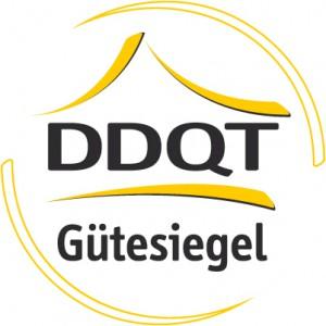 Logo DDQT Gütesiegel groß