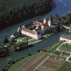 """""""Wasser""""übungen mitten im Rhein"""