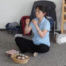 Zusammenarbeit mit Shenfang Kong