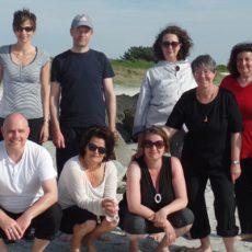 Bernstein, Sanddorn, Hühnergötter – Qigong an der Ostsee