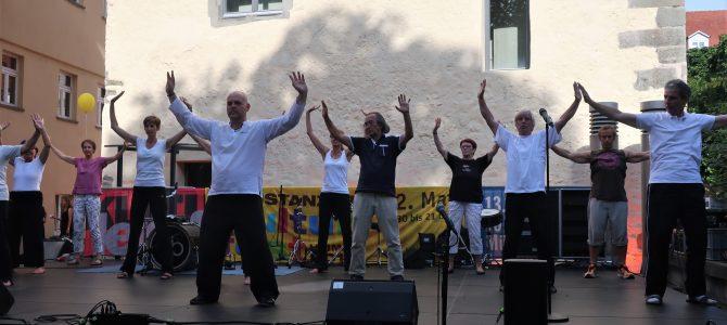 Qigong zum Mitmachen – 20 Jahre Kulturzentrum Konstanz