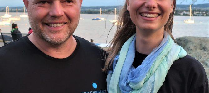 Taiji in Allensbach mit Weltmeisterin Vera-D. Neumann