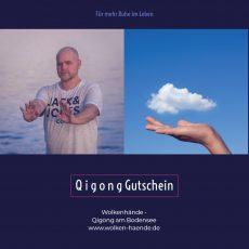 Geschenkidee – Qigong Gutschein