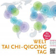 Wolkenhände beim World Taichi-Qigong Day 25. April 2020